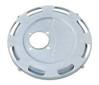 V-Twin Manufacturing J-Slot Air Cleaner Backing Plate Only