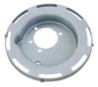 V-Twin Manufacturing J-Slot Air Cleaner Backing Plate