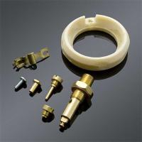 V-Twin Manufacturing Linkert Foam Float and Needle Valve Assembly