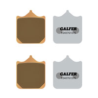 Galfer FD326G1375 HH Sintered Advanced Ceramic Brake Pad
