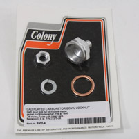 Colony Float Bowl Lock Nut