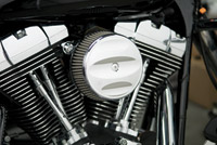 Arlen Ness Team Ness SS Stage I 'Billet Sucker'  Kit for Sportster