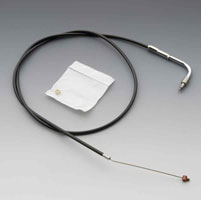 Barnett Performance Products Black Vinyl Idle Cable