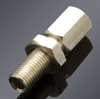 Barnett Performance Products Cable Adjuster for Mikuni Carburetor