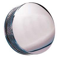 J&P Cycles® 5-1/2″ Round Air Cleaner Assembly