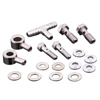 J&P Cycles Head 1/2″ and 3/8″ Breather Bolt Kit