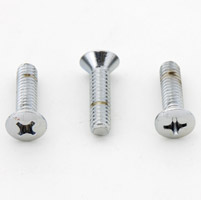 S&S Cycle Chrome Air Cleaner Screw