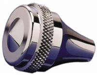 J&P Cycles® Chrome Choke Knob