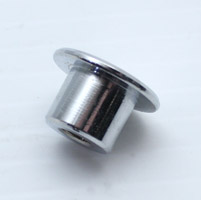 V-Twin Manufacturing Chrome Choke Knob