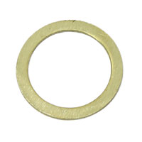 V-Twin Manufacturing Brass Washer