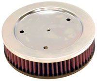 K&N High Performance Replacement Filter for Screamin' Eagle