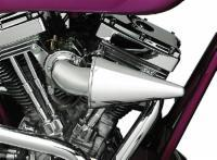 D&M Custom Cycle Bullet Style Air Cleaner Assembly