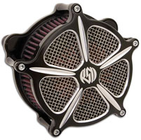 Roland Sands Design Speed-5 Contrast Cut Venturi Air Cleaner