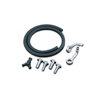 Kuryakyn Bluegrass Crankcase Breather Kit