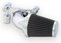 Wimmer Custom Cycle 90° Super Filter Intake