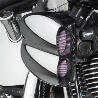 CycleVisions Mo-Flow Chrome Air Cleaner for S&S Super E/G