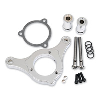 D&M Custom Cycle Support Bracket for Power Flow Air Cleaner Kits