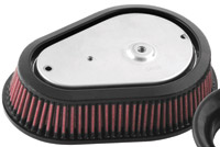 K&N RK Series Replacement Air Filter