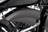 Arlen Ness Black Double Barrel Air Cleaner