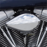 Paughco Smooth Teardrop Air Cleaner for Tillotson Carbs
