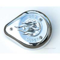 Chrome Dome Flame Air Cleaner Insert