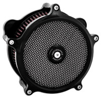 Performance Machine Black Air Cleaner Assembly