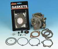 Genuine James Keihin Carburetor Overhaul Gasket Kit