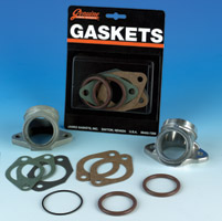 Genuine James Bendix and Keihin Intake Manifold Gasket Kits for Sportster and Shovelhead