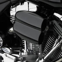 CycleVisions Mo-Flow Gloss Black Air Cleaner
