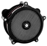 Performance Machine SuperGas Air Cleaner Black Ano