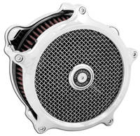 Performance Machine SuperGas Interchangeable Chrome Air Cleaner