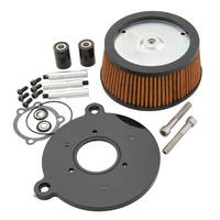 Speed's Performance Plus Black Speedy Flow Air Cleaner