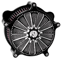 Roland Sands Design Domino Contrast Cut Venturi Air Cleaner