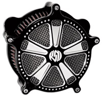 Roland Sands Design Judge Contrast Cut Venturi Air Cleaner for S&S E/G