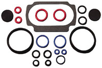 Genuine James Gasket and Seal Kit, Fuel Injector