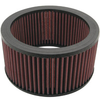 S&S Cycle Replacement High Flow Washable Filter
