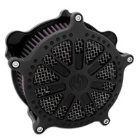 Roland Sands Design Black Ops Venturi Slam Air Cleaner