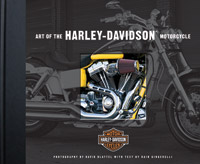 Art of the Harley-Davidson Motorcycle Book