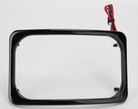 Paul Yaffe Originals Stealth 2 License Frame Black