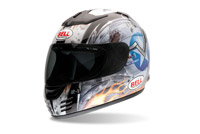 Bell Arrow Air Raid Full Face Helmet