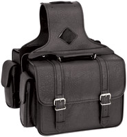 River Road Quantum Classic Compact Saddlebags