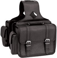 River Road Quantum Braided Compact Saddlebags
