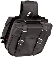 River Road Quantum Slant Classic Saddlebags