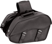 River Road Quantum Classic Windswept Large Saddlebags