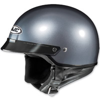 HJC CS-2N Metallic Anthracite Half Helmet