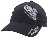 J&P Cycles® Racing Bike Hat