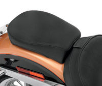 Drag Specialties Smooth Wide Passenger Seat for Solo Seats