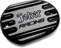 Joker Machine Black Front Master Cylinder Cover
