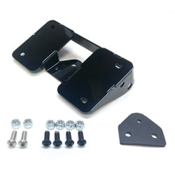 Easy Brackets Turn Signal Relocation Kit for Softails