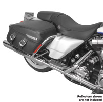 V-Twin Manufacturing Chrome Rear Frame Bar